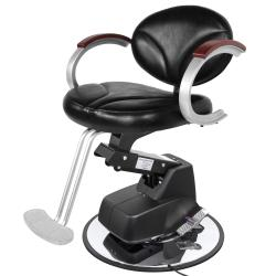 Collins 9100 Silhouette Hair Styling Chair w/ Electric Base