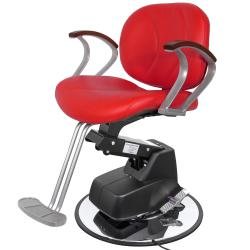 Collins 5500 Belize Hair Styling Chair w/ Electric Base
