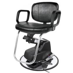 Collins 3700 Cody Hair Styling Chair w/ Electric Base