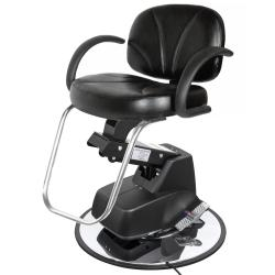 Collins 6500 Le Fleur Hair Styling Salon Chair w/ Electric Base