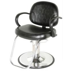Collins 8600 Corivas Hair Styling Salon Chair w/ Hydraulic Base Option