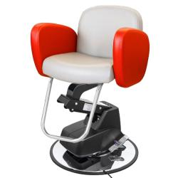 Collins 7200 ATL Hair Styling Salon Chair w/ Electric Base