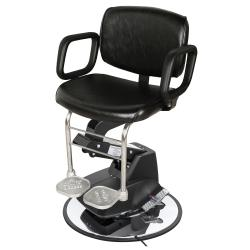 Collins 7700 Access Hair Styling Salon Chair w/ Electric Base