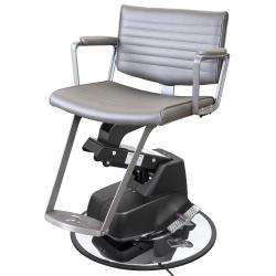 Collins 7800 Aluma Hair Styling Salon Chair w/ Electric Base