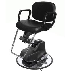 Collins 9400 Maxi Hair Styling Salon Chair w/ Electric Base