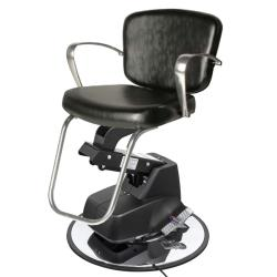 Collins 8300 Milano Hair Styling Chair w/ Electric Base