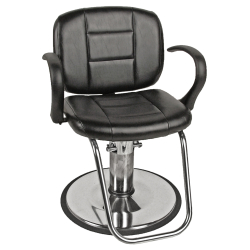 Collins QSE 1200 Kelsey Hydraulic Styling  Chair w/ Standard Base