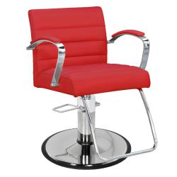 Collins 5100 Fusion Hair Styling Salon Chair w/ Hydraulic Base Options