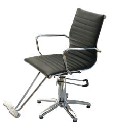 AB Atmosphere Atlas Hair Styling Salon Chair w/ Star Base