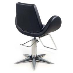 Gamma & Bross ALIPES BLACK Styling Chair w/ Parrot Base