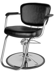 Jeffco 606.0 Aero Hair Styling Salon Chair w/ Hydraulic Base Options