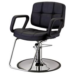 Jeffco 3633.0 Raleigh Styling Chair w/ Hydraulic Base Options