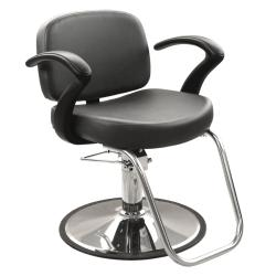 Jeffco 619.0 Cella Styling Chair w/ Hydraulic Base Options