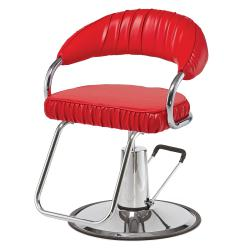 Pibbs 9906 Cloud Nine Hair Styling Salon Chair - Hydraulic Base Option
