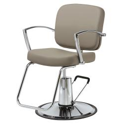 Pibbs 3706 Pisa Hair Styling Chair w/ Hydraulic Base Options