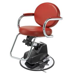 Pibbs 4286 Como Styling Chair w/ 1686 Base