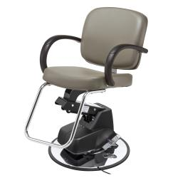Pibbs 3686 Messina Styling Chair w/ 1686 Base