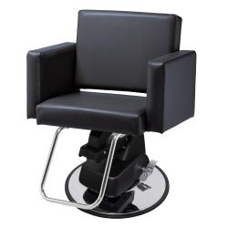 Pibbs 3468 Cosmo Styling Chair w/ 1686 Electric Base