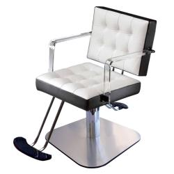 Salon Ambience SH/420-4/S Diamond Styling Chair - Square Base