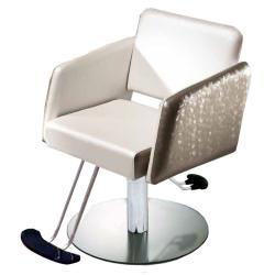 Salon Ambience SH/325-4/R Kite Styling Chair - Round Base