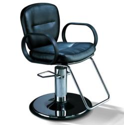 Takara Belmont ST-A30 Taurus I Hair Styling Salon Chair with Hydraulic Base Option