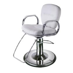 Takara Belmont ST-A50 Taurus III Hair Styling Chair with Hydraulic Base Option