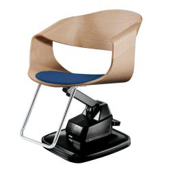 Takara Belmont ST-M40 Curved Art Styling Chair w/ T7B Electric Base