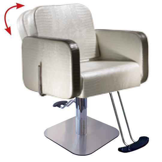 Salon Ambience CH/071-4/S Icon All Purpose Chair - 1683 Square Base