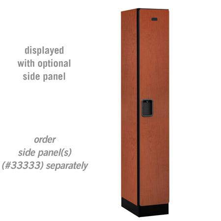 "AB Atmosphere 31168 Single Tier Designer Locker - 12"" W x 76"" H x 18"" D"