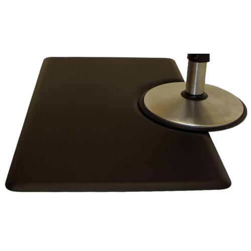 Ic Urethane 3050s Rectangle Salon Stylist Chair Floor Mat