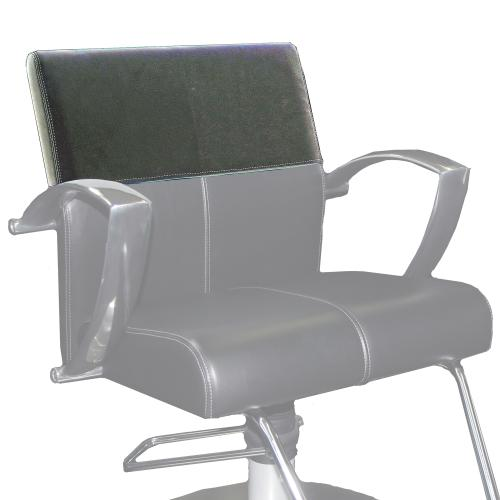 Belvedere 20017551 Plush Styling Chair Fabric Back Cover