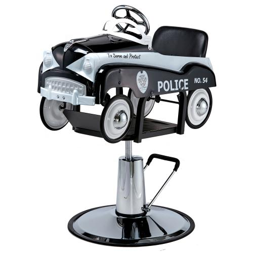 Pibbs 1807 Children's Styling Chair - Police Car