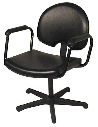 Belvedere AH24 Arch Plus Shampoo Chair w/ Painted Frame