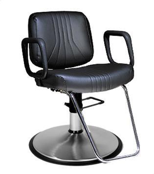 Belvedere PSBD81-BL Delta All Purpose Chair - Fast Shipping