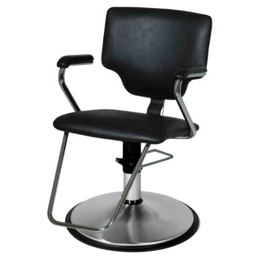 Belvedere BL81A Belle All Purpose Salon Chair w/ Hydraulic Base Option