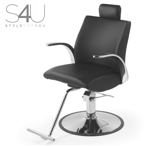 Fabulous Belvedere S4U Lioness Reclining Salon Chair Lamtechconsult Wood Chair Design Ideas Lamtechconsultcom