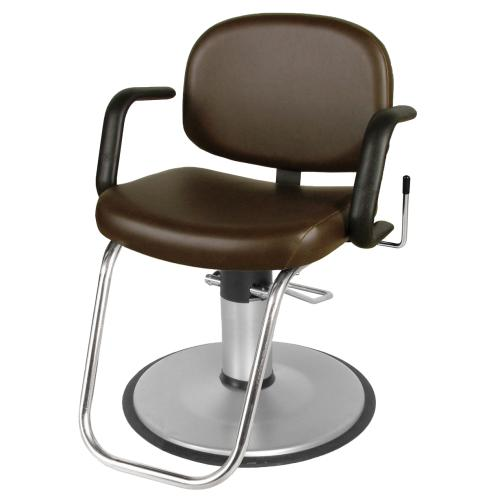 Collins QSE 1910V Jaylee Hydraulic All Purpose Chair w/ Enviro Base
