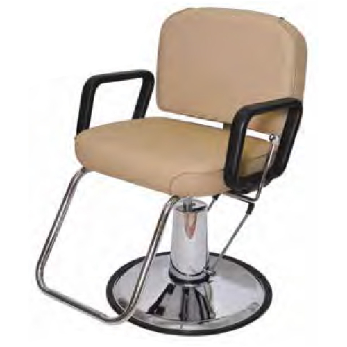 Pibbs 4346 Lambada All-Purpose Salon Chair w/ Hydraulic Base Option