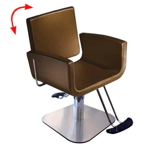 Salon Ambience CH/051-4/S You All Purpose Chair - Square Base