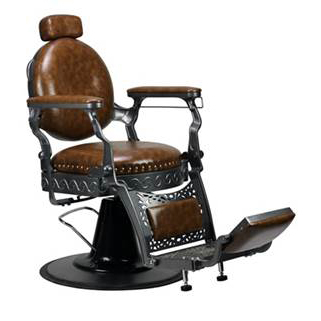 Fabulous Ayc Harrison Barber Chair Brown Short Links Chair Design For Home Short Linksinfo