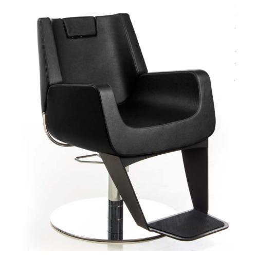 Gamma & Bross MISTER FANTASY ECO Black Barber Chair