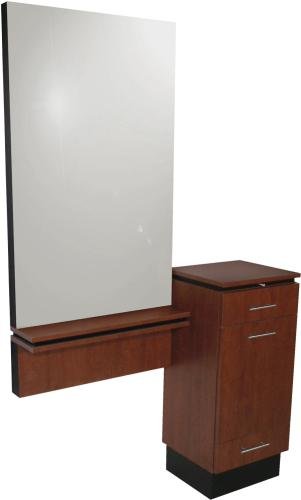 Collins QSE 4405-48 Neo Styling Station w/ Mirror