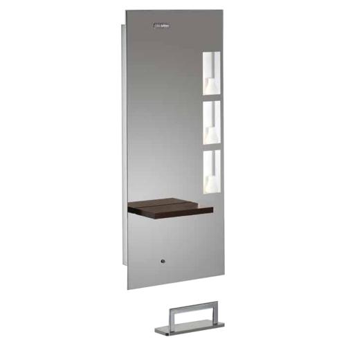 Salon Ambience MI/350 New Moon Mirror Styling Station