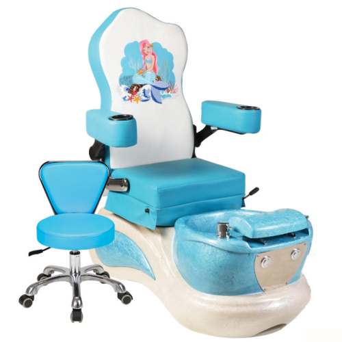 AYC Blue Mermaid Pedicure Spa