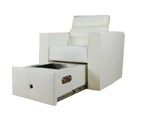 Design X RLXL Relax Lounge Pedicure Chair