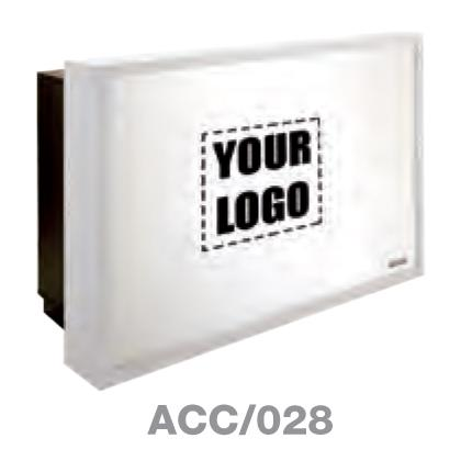 Salon Ambience ACC/028 Logo for Reception Desk 50x50 cm