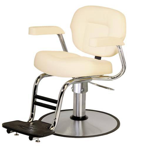 Belvedere Seville B72CS Hair Styling Chair & RD12FC-HB Base