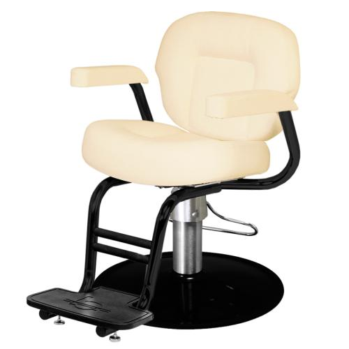 Belvedere B72S Seville Styling Chair w/ Painted Frame & RD12BC-HB Base