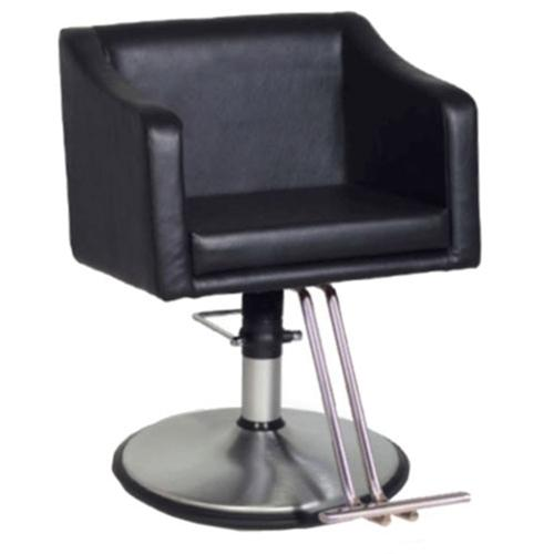 Belvedere Look LK12 Hair Styling Salon Chair w/ LB12UFC Base