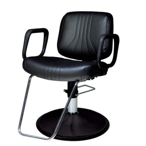 Belvedere BD82 Delta Hair Styling Salon Chair w/ Hydraulic Base Option